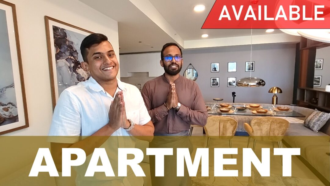 NEW YEAR APARTMENT PROPERTY TOUR in COLOMBO   73Avenue Sri Lanka