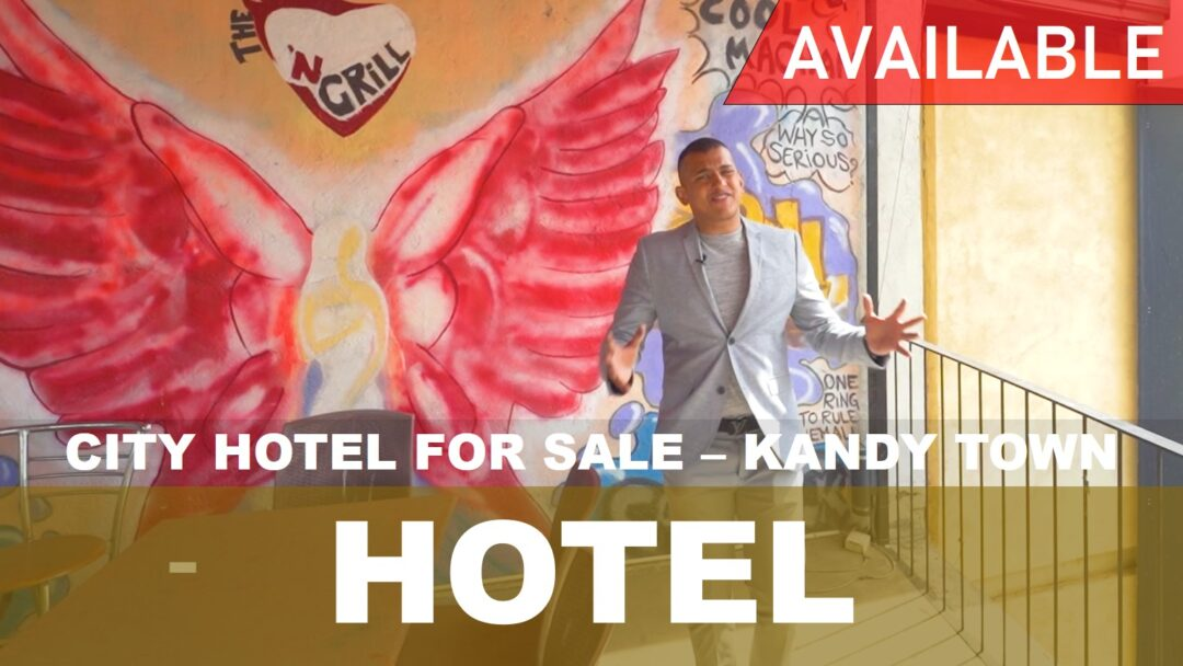 Kandy Sri Lanka   Boutique Hotel for Sale   73Avenue Sri Lanka
