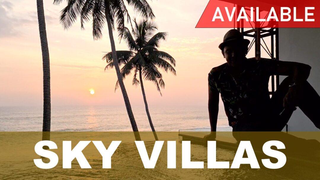 Hikkaduwa Sri Lanka – Villas in the Sky   73Avenue Sri Lanka