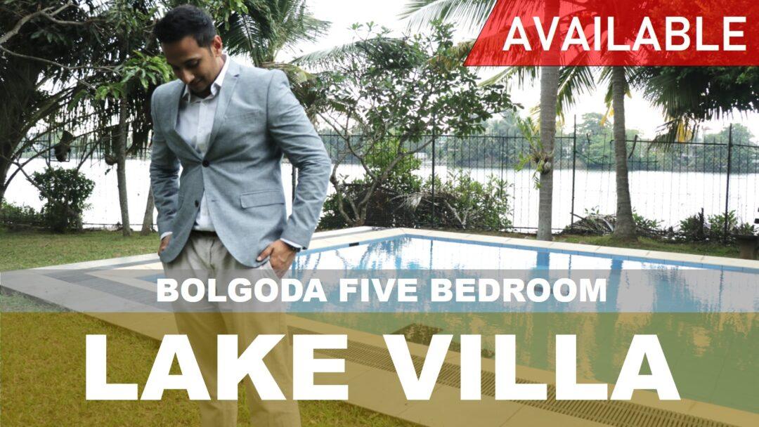 BOLGODA LAKE VILLA   73Avenue Sri Lanka