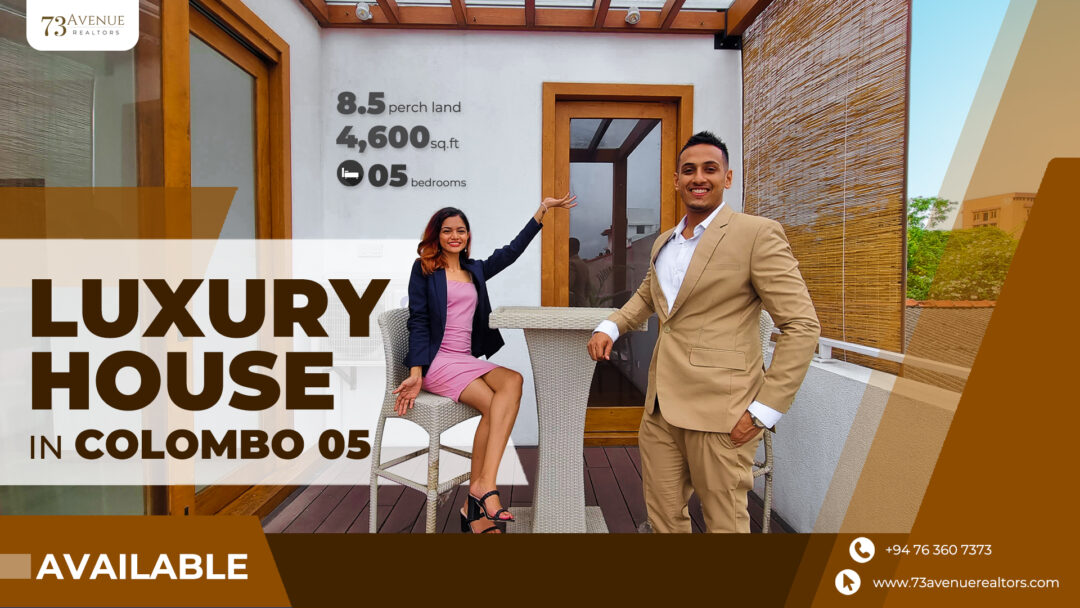 Luxury Architectural House For Sale In Colombo 05   73Avenue Sri Lanka