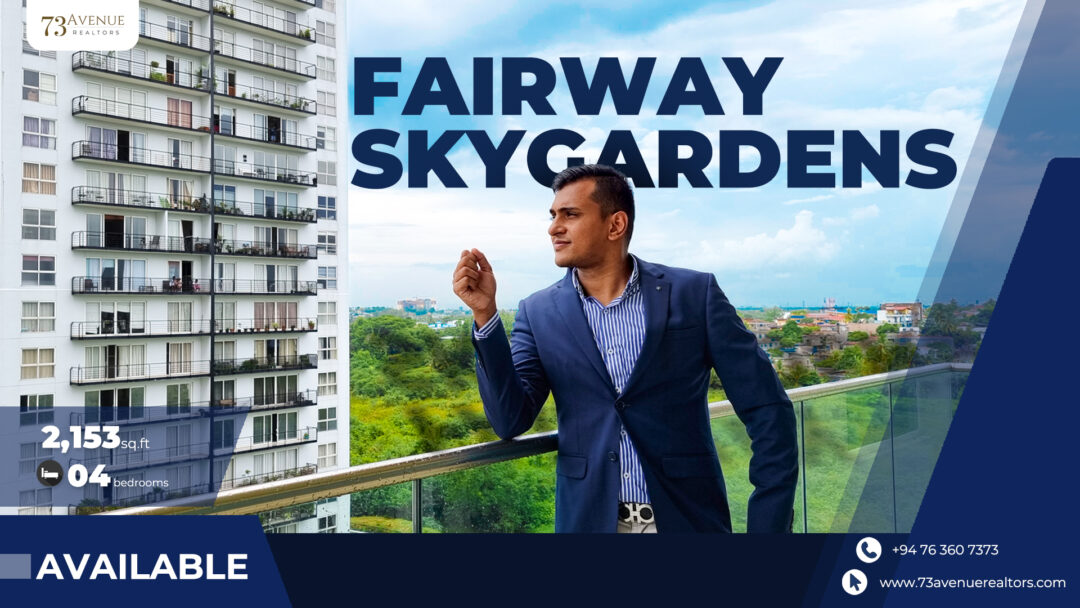 Fairway Sky Gardens Fully Furnished Luxury Apartment For Sale In Rajagiriya   73Avenue Srilanka #62
