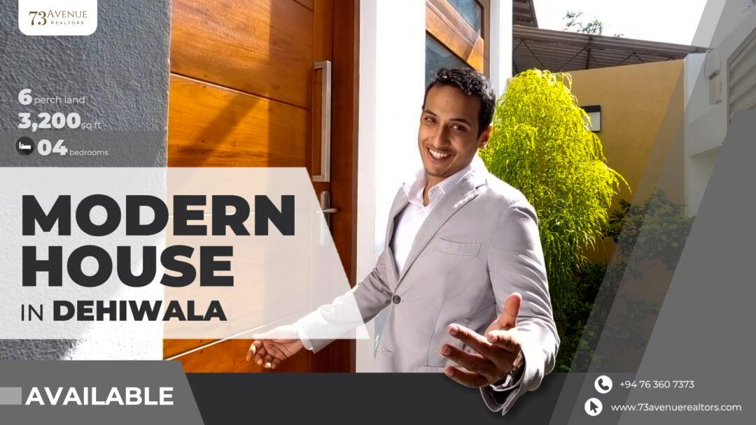 Modern House For Sale in Dehiwala, Colombo   73Avenue Sri Lanka #63