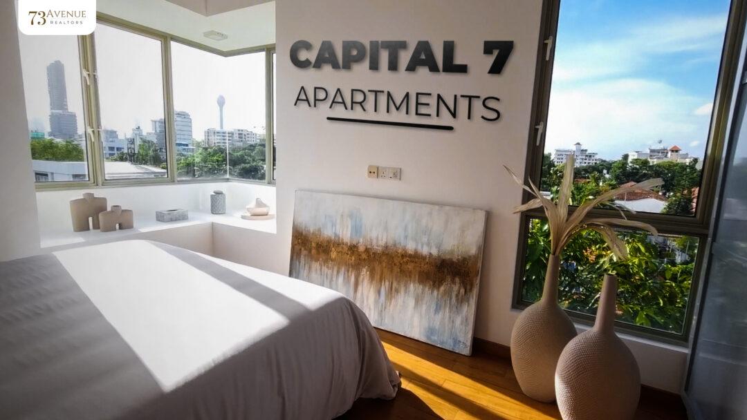 Apartment For Sale In Colombo 07   Capital 7 Apartments   73Avenue Sri Lanka
